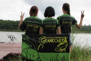 Команда Grandcarp на озере Ульяники. Фото 1