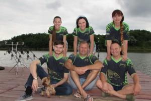 Команда Grandcarp на озере Ульяники. Фото 6