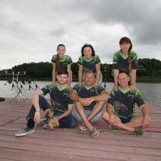 Команда Grandcarp на озере Ульяники. Фото 6>
