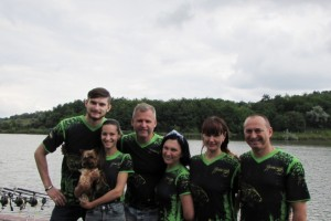 Команда Grandcarp на озере Ульяники. Фото 5