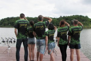 Команда Grandcarp на озере Ульяники. Фото 4