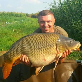 Еще одна красивая рыба с красивого водоема>