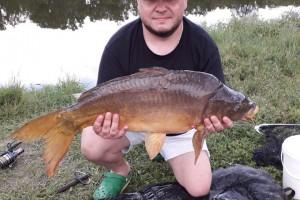 Рыбка из Клуба Золотой Рыбки