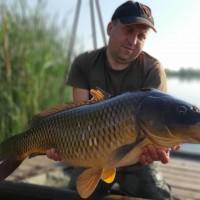 Красивая рыба красивого озера>