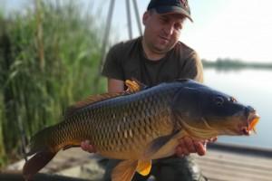 Красивая рыба красивого озера