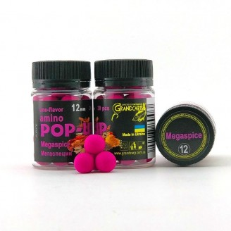 Amino POP-UP one-flavor MEGASPICE (МЕГАСПЕЦIЇ) Ø12 мм