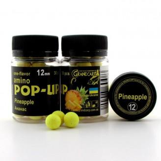 Amino POP-UP one-flavor PINEAPPLE (АНАНАС) Ø12 мм