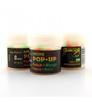 Amino POP-UP two-flavor PEACH•MANGO (ПЕРСИК•МАНГО) Ø8 мм