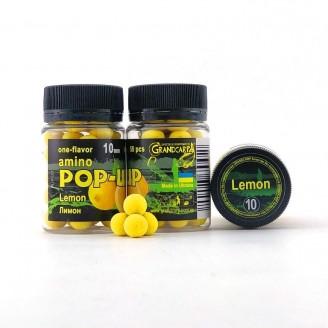 Amino POP-UP one-flavor LEMON (ЛИМОН) Ø10 мм