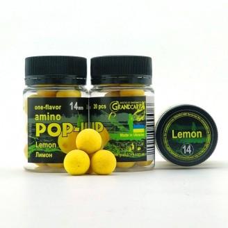 Amino POP-UP one-flavor LEMON (ЛИМОН) Ø14 мм