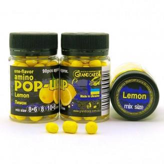 Amino POP-UP one-flavor LEMON (ЛИМОН) mix size