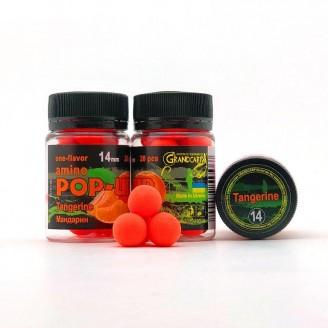 Amino POP-UP one-flavor TANGERINE (МАНДАРИН) Ø14 мм
