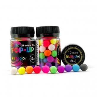 Amino POP-UP Multicolor 10 colors Ø10 мм
