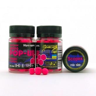 Amino POP-UP one-flavor SCOPEX (СКОПЕКС) mix size