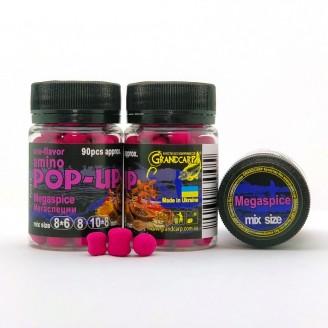 Amino POP-UP one-flavor MEGASPICE (МЕГАСПЕЦIЇ) mix size