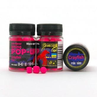Amino POP-UP one-flavor CRAYFISH (РАК) mix size
