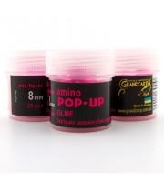 Amino POP-UP one-flavor GLME (ЭКСТРАКТ ЗЕЛЕНОГУБОЙ МИДИИ) Ø8 мм