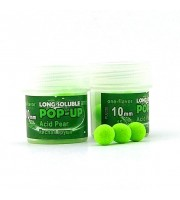 Long Soluble Amino POP-UP one-flavor ACID PEAR (КИСЛАЯ ГРУША) Ø10 мм
