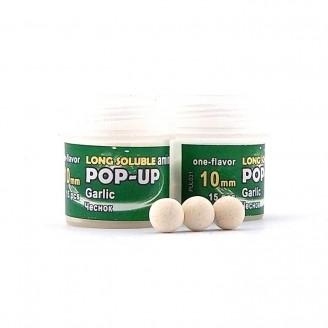 Long Soluble Amino POP-UP one-flavor GARLIC (ЧАСНИК) Ø10 мм