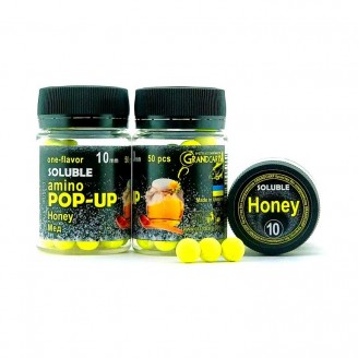 Soluble amino POP-UP one-flavor HONEY (МЕД) Ø10 мм