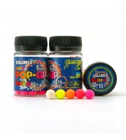Soluble Amino POP-UP Multicolor 5 colors Ø10 мм