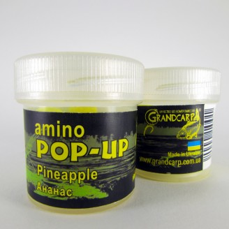 Amino POP-UP one-flavor PINEAPPLE (АНАНАС) Ø10 мм