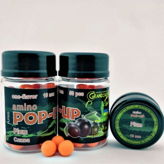 Amino POP-UP one-flavor PLUM (СЛИВА) Ø10 мм