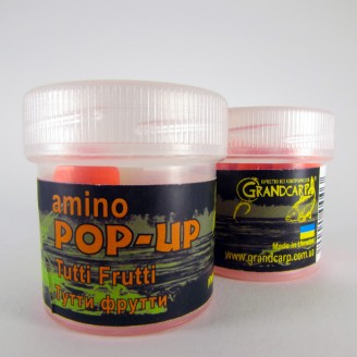 Amino POP-UP one-flavor TUTTI FRUTTI (ТУТТИ ФРУТТИ) Ø10 мм