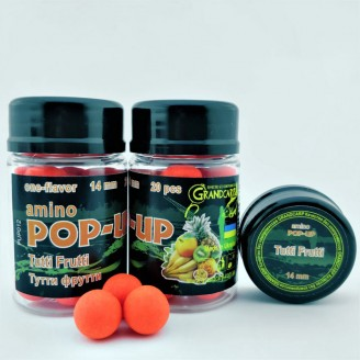 Amino POP-UP one-flavor TUTTI FRUTTI (ТУТТИ ФРУТТИ) Ø14 мм