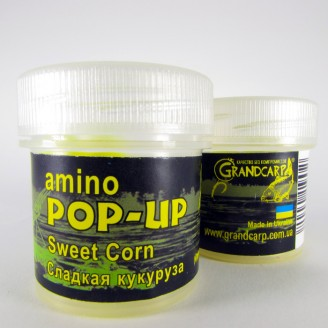 Amino POP-UP one-flavor SWEET CORN (СЛАДКАЯ КУКУРУЗА) Ø10 мм