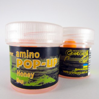 Amino POP-UP one-flavor HONEY (МЕД) Ø10 мм