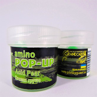 Amino POP-UP one-flavor ACID PEAR (КИСЛАЯ ГРУША) Ø10 мм