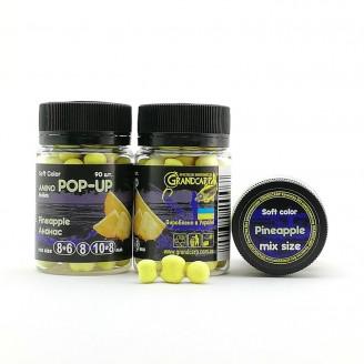 Amino POP-UP Soft Color Pineapple (Ананас) mix size