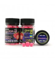 Amino POP-UP Soft Color Strawberry (Клубника) mix size