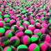 Amino POP-UP three-flavor LIVER•PEPPER•STRAWBERRY (ПЕЧЕНЬ•ПЕРЕЦ•КЛУБНИКА) Ø14 мм