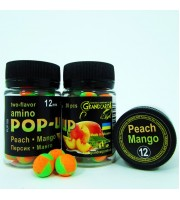 Amino POP-UP two-flavor PEACH•MANGO (ПЕРСИК•МАНГО) Ø12 мм