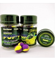 Amino POP-UP two-flavor BLACK CURRANT•BANANA (ЧЕРНАЯ СМОРОДИНА•БАНАН) Ø14 мм