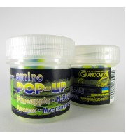 Amino POP-UP two-flavor PINEAPPLE•N-BUTYRIC ACID (АНАНАС•МАСЛЯНАЯ КИСЛОТА) Ø10 мм