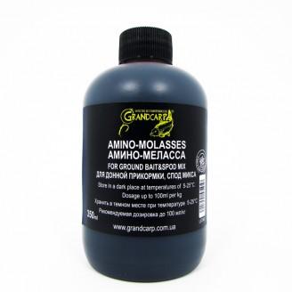 Амино-меляса для донного прикорму, спод міксу