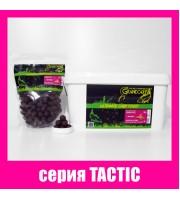 Бойлы прикормочные растворимые КРЕВЕТКА • СПЕЦИИ серия TACTIC Ø20 мм
