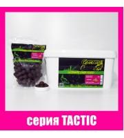 Бойлы прикормочные растворимые КРЕВЕТКА • СПЕЦИИ серия TACTIC Ø24 мм