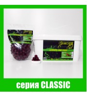 Бойлы прикормочные растворимые КАЛЬМАР серия CLASSIC Ø20 мм