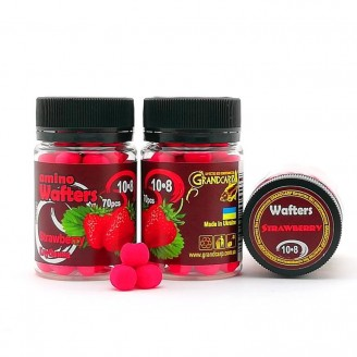 Amino WAFTERS STRAWBERRY (ПОЛУНИЦЯ) 10•8 мм